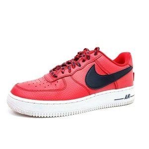 Nike Air Force 1 Low NBA University Red Mens 8